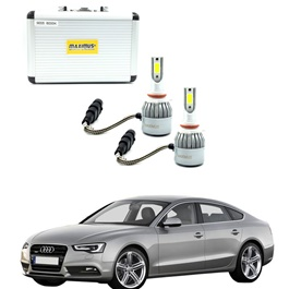 Audi A5 Maximus LED HID Extreme Vision - Model 2007-2016-SehgalMotors.Pk