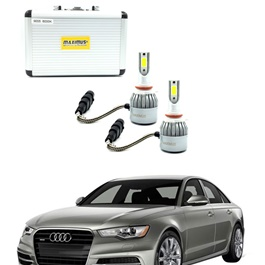 Audi A6 Maximus LED HID Extreme Vision - Model 2011-2017-SehgalMotors.Pk