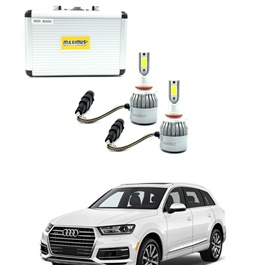 Audi Q7 Maximus LED HID Extreme Vision - Model 2016 - 2017-SehgalMotors.Pk