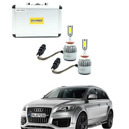 Audi Q7 Maximus LED HID Extreme Vision - Model 2005 - 2015-SehgalMotors.Pk