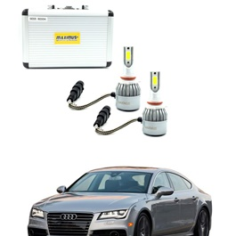 Audi A7 Maximus LED HID Extreme Vision - Model 2010-2017-SehgalMotors.Pk
