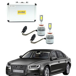 Audi A8 Maximus LED HID Extreme Vision - Model 2009 - 2017-SehgalMotors.Pk