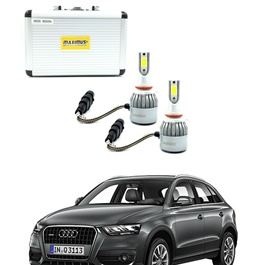Audi Q3 Maximus LED HID Extreme Vision - Model 2012 - 2017-SehgalMotors.Pk