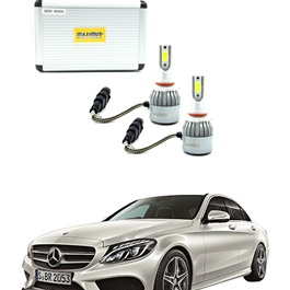 Mercedes-Benz C-Class Maximus LED HID Extreme Vision - Model 2014-2017-SehgalMotors.Pk