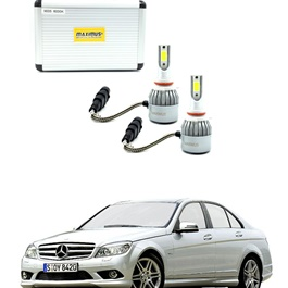 Mercedes-Benz C-Class Maximus LED HID Extreme Vision - Model 2007-2014-SehgalMotors.Pk