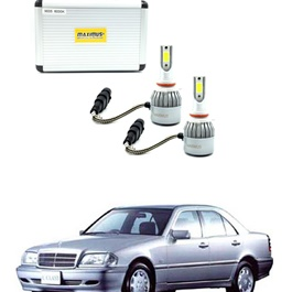 Mercedes Benz C Class Maximus LED HID Extreme Vision - Model 1993-2000-SehgalMotors.Pk