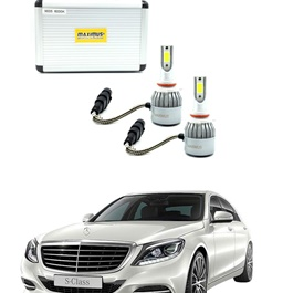 Mercedes-Benz S-Class Maximus LED HID Extreme Vision - Model 2012-2017-SehgalMotors.Pk