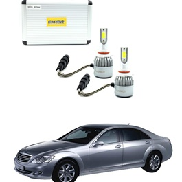 Mercedes-Benz S-Class Maximus LED HID Extreme Vision - Model 2005-2013-SehgalMotors.Pk