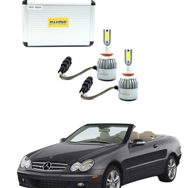 Mercedes-Benz CLK-Class Maximus LED HID Extreme Vision - Model 2003 - 2008-SehgalMotors.Pk