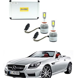 Mercedes-Benz SLK-Class Maximus LED HID Extreme Vision - Model 2011 - 2017-SehgalMotors.Pk