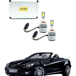 Mercedes-Benz SLK-Class Maximus LED HID Extreme Vision - Model 2004 - 2011-SehgalMotors.Pk