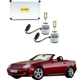 Mercedes-Benz SLK-Class Maximus LED HID Extreme Vision - Model 1996 - 2004-SehgalMotors.Pk