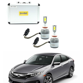 Honda Civic Maximus Led HID Extreme Vision - Model 2016-2019-SehgalMotors.PK