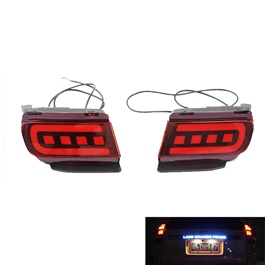 Toyota Land Cruiser Prado Lava Style Brake Lamp - Model 2015-2017 -SehgalMotors.Pk
