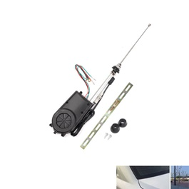 Automatic Electric Car Antenna Stylish Decorative Purpose for Trunk-SehgalMotors.Pk