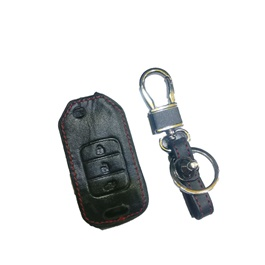 Honda Civic Leather Key Cover - Model 2014-2015-SehgalMotors.Pk