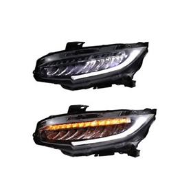 Honda Civic Sequential Headlights - Model 2016-2018-SehgalMotors.Pk