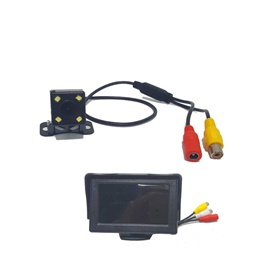 Maximus Reverse Moving Camera	With TFT LCD-SehgalMotors.Pk