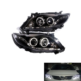 Toyota Corolla V2 Headlight - Model 2008-2012-SehgalMotors.Pk