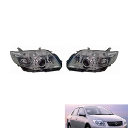 Toyota Corolla Axio Headlight - Model 2006-2012-SehgalMotors.Pk