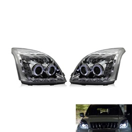 Toyota Prado Projection Headlight - Model 2002-2009-SehgalMotors.Pk