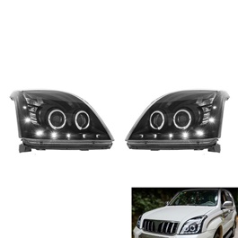 Toyota Land Cruiser FJ120 Projection Headlight - Model 2007-2015	-SehgalMotors.Pk