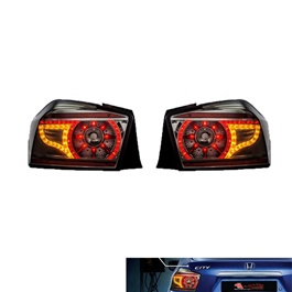 Honda City Ring Style BackLight - Model 2008-2017-SehgalMotors.Pk