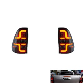 Toyota Hilux Revo Neon Style BackLight - Model 2016-2018-SehgalMotors.Pk