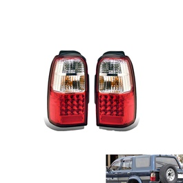 Toyota Hilux Surf Led Crystal Style BackLight - Model 1995-2002-SehgalMotors.Pk