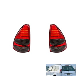 Toyota Land Cruiser FJ120 BackLight - Model 2007-2015-SehgalMotors.Pk