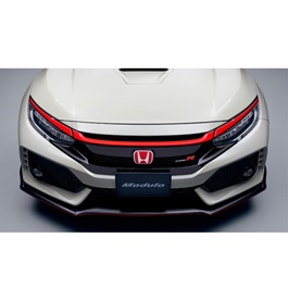Honda Civic Modulo Grille Red Trim - Model 2016-2019-SehgalMotors.Pk