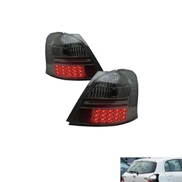 Toyota Vitz LED Tail Light - Model 2004-2011-SehgalMotors.Pk