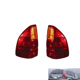 Lexus LX-Series BackLight - Model 1998 - 2007-SehgalMotors.Pk