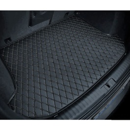 Honda Civic 7D Trunk Mat - Model 2016-2020 | Trunk Boot Liner | Cargo Mat Floor Tray | Trunk Protection Mat | Trunk Tray Cover Pad