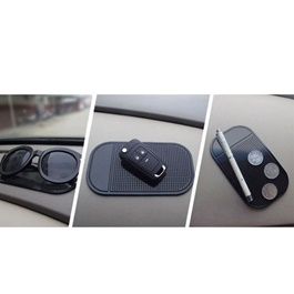 Sticky Dashboard Mat - Each | Sticks Any Thing | Anti Skid Material