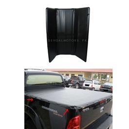 Toyota Hilux Revo Back Soft Lid Cover - Model 2016-2020-SehgalMotors.Pk