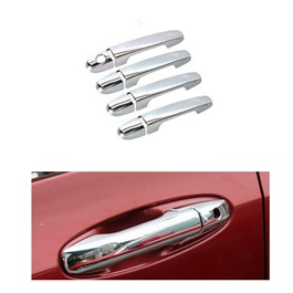 Honda City Electroplated Chrome Handle Covers - Model 2008-2014-SehgalMotors.Pk