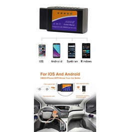 OBD2 Device with Bluetooth-SehgalMotors.Pk