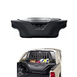 Toyota Hilux Revo Rocco Aeroclass Aeroklas Trunk Utility Box - Model 2016-2021 | U-Box Storage Box Luxury Tool kit Box | 4x4 Accessories Pickup accessories Lounger Rack Cargo Storage Trunk Box-SehgalMotors.Pk