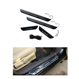 Honda Civic LED Sill Plates / Skuff LED panels - Model 2011-2013-SehgalMotors.Pk
