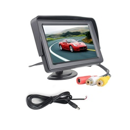 TFT Security LCD Audio Video 4inch-SehgalMotors.Pk