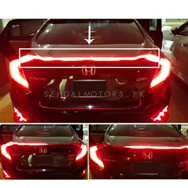 Honda Civic Complete Sequential Spoiler - Model 2016-2021-SehgalMotors.Pk