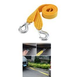 Tow Hook Rope Belt | Car Towing Belt-SehgalMotors.Pk