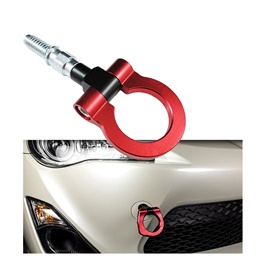 Password JDM Front Tow Hook - Red