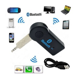 Car Aux Bluetooth Transmitter For Music and Calls