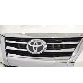 Toyota Fortuner Grille Chrome Trim 10 Pcs - Model 2016-2019-SehgalMotors.Pk