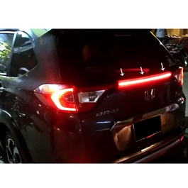 Honda BRV  Rear Trunk Lid with LED Reflector Brake Lamp - Model 2017-2018-SehgalMotors.Pk