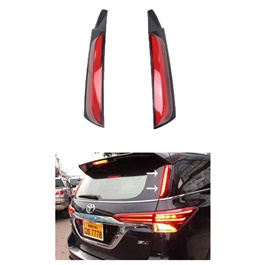 Toyota Fortuner Trunk Arm Light Red - Model 2016-2019