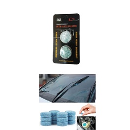 Windshield Washer Tablet