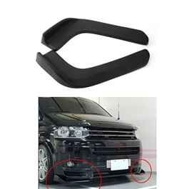 Front Bumper Canard Design A | Universal Car Rear Bumper Lip Splitter | Winglets Canards Side Skirt | Rear Bumper Splitter
